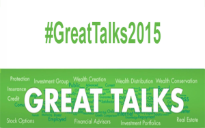 Great Talks 2015