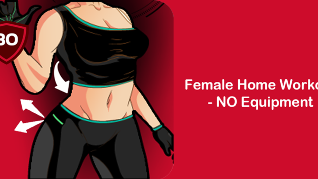 Female Home Workout – NO Equipment